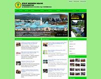 STKIP Collage Site - Portal Website