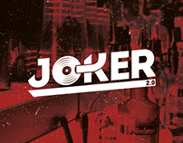 Joker 2.0 - Lounge bar