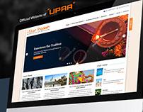 UPA Australia Web Mockup