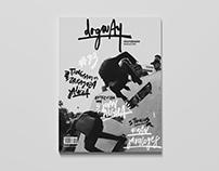 Dogway Skateboard Magazine — Redesign