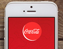 Coca-Cola Ramazan Mobile App UI