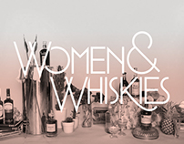 WOMEN & WHISKIES