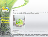Site Web, Recycle Médias, Hebdos Québec