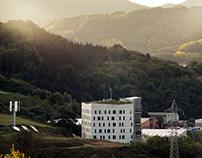Centro empresas energías renovables. Izaskun Larzabal.