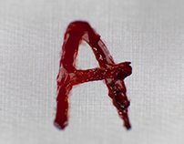 BloodTypeface