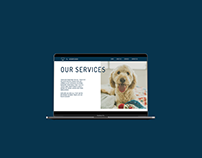 Pooch | UI/UX Design for Web