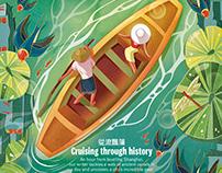 Cruising through history