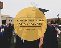 Glenn Duker on How to Get a Job as a Graduate