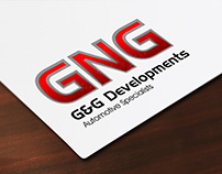 GNG Developments - Branding & Corporate Identity