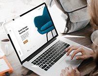 Webdesign - Swiss Design Furniture