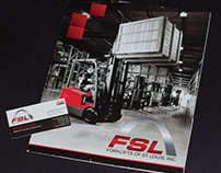 Forklifts of St. Louis Brochure