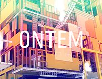 Ontem - Music Video