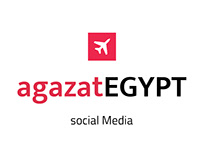 AgazatEGYPT - Social Media Design