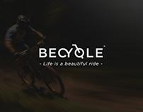 BECYQLE I Branding
