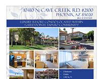 Real Estate Print Brochure