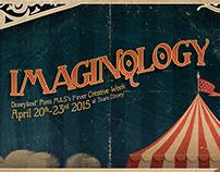 Disneyland Paris Imaginology Poster