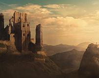 Abandoned civilization