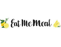 Eat Me Meal - Logo Design