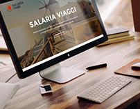 Salaria Viaggi Website