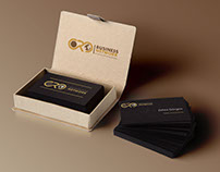Oro Business Networkd Brand ID