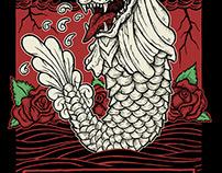 Guns N' Roses - Singapore Event Poster