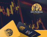 Logotipo - Dr. Moeda