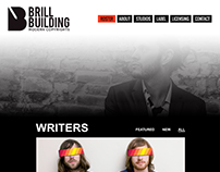 Brill Building website