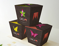 Origami Food Boxes