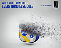 Everything dies with your phone
