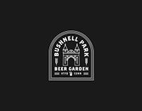Logo Design | Bushnell Park Beer Garden