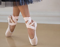 En Pointe | Georgette Magazine
