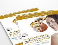 International Congress of Esthetics | magazine cover