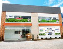 Fast Agro Divisão Célere (2013) - Design