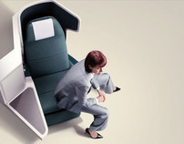 Cathay Pacific - The New Business Class Campaign