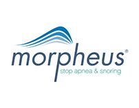 Morpheus - Startup Logo