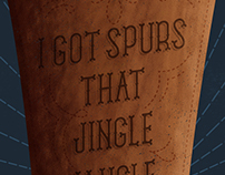 I got spurs that jingle jangle