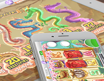 Dragons Wealth - Mobile Game