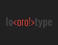 Logotype for lого!type