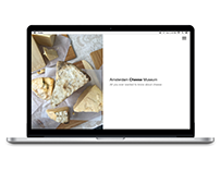 Amsterdam Cheese Museum - UX and Website Re-Design
