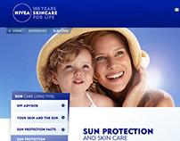NIVEA Sun - Advising Platform