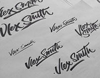 Vlex Smith | Logo for a surfer