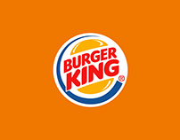 Burger King Self Ordering Kiosk UX/UI