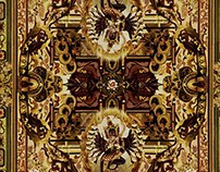 Tapis Traditionnel Chinois