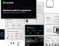 Presentation SkillFactory | presentation, brand