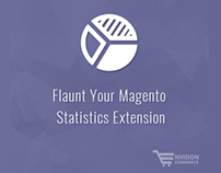 Flaunt Your Magento® Statistics Extension