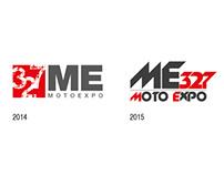 Moto Expo restyling logo
