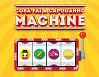 Cosa Fai a Capodanno Machine - Lay's