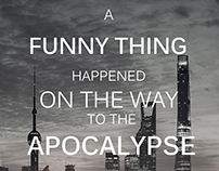 Book Cover: A Funny Thing happened on the way