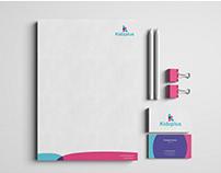 Kidzplus | identity design