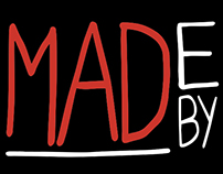 'MadeByMAD' Branding and Artist-Shops!